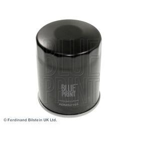 ADM52105 BLUE PRINT Anschraubfilter Ø: 71,0mm, Höhe: 86mm Ölfilter ADM52105 günstig kaufen