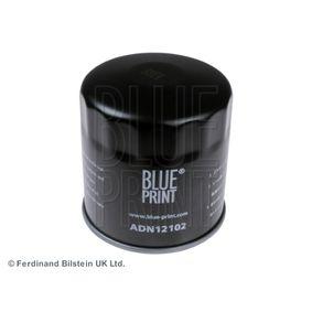 ADN12102 BLUE PRINT Anschraubfilter Ø: 97,5mm, Höhe: 102,5mm Ölfilter ADN12102 günstig kaufen