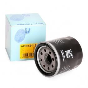 ADN12112 BLUE PRINT Filtro aparafusado Ø: 69,0mm, Altura: 74mm Filtro de óleo ADN12112 comprar económica