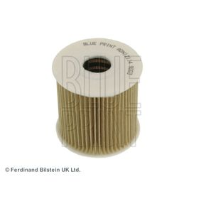 pack of one Blue Print ADN12120 Oil Filter with seal ring