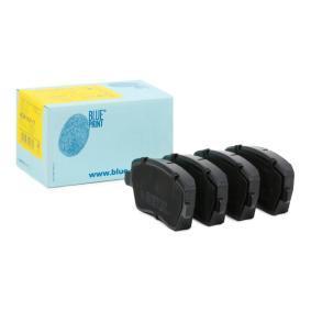 23973 BLUE PRINT Vorderachse Breite: 52,4mm, Dicke/Stärke 1: 17,4mm Bremsbelagsatz, Scheibenbremse ADN142117 günstig kaufen