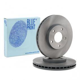 ADN143101 BLUE PRINT Vorderachse, Innenbelüftet, beschichtet Ø: 280,0mm, Bremsscheibendicke: 28mm Bremsscheibe ADN143101 günstig kaufen