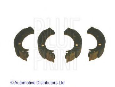 ADS74101 BLUE PRINT Hinterachse Bremsbackensatz ADS74101 günstig kaufen
