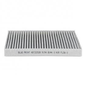 pack of one Blue Print ADT32528 Cabin Filter