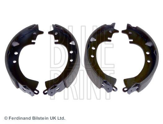 ADT34102 BLUE PRINT Hinterachse Breite: 40,0mm Bremsbackensatz ADT34102 günstig kaufen