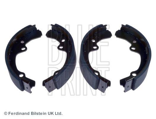 ADT34115 BLUE PRINT Vorderachse Breite: 50,0mm Bremsbackensatz ADT34115 günstig kaufen