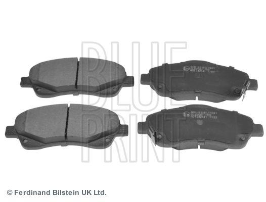 Bremsbelagsatz, Scheibenbremse BLUE PRINT ADT342141 Bewertungen