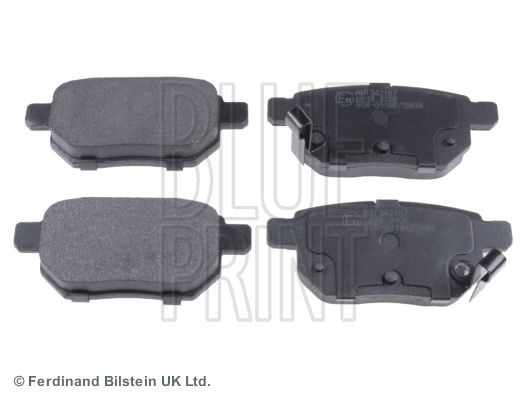 Buy original Brake pad set disc brake BLUE PRINT ADT342167