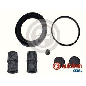 Aγοράστε και αντικαταστήστε τα Σετ επισκευής, δαγκάνα φρένων AUTOFREN SEINSA D4349