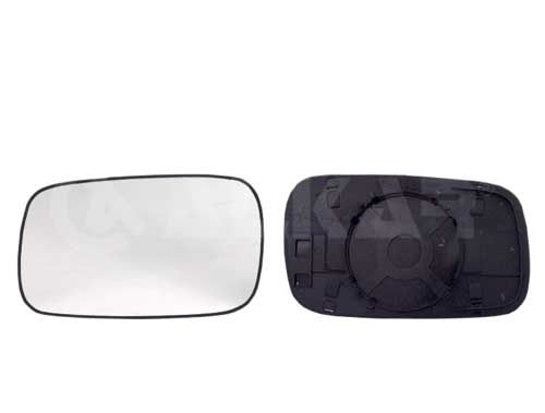 Original SEAT Rückspiegelglas 6401154