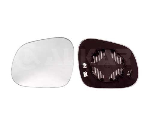 Original SEAT Spiegelglas Außenspiegel 6431059