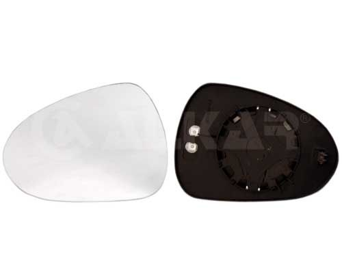 SEAT EXEO 2016 Spiegelglas Außenspiegel - Original ALKAR 6431803