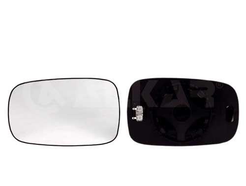Spiegelglas Außenspiegel ALKAR 6433228