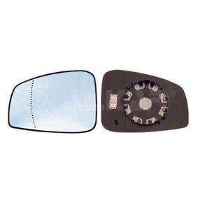 6481231 ALKAR Vänster Spegelglas, yttre spegel 6481231 köp lågt pris