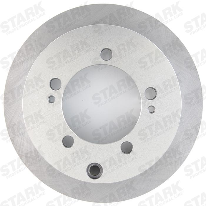 SKBD-0020088 Jarrulevy STARK - Edullisia merkki tuotteita