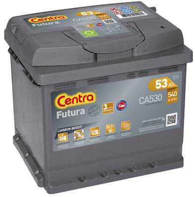 CENTRA Starterbatterie CA530