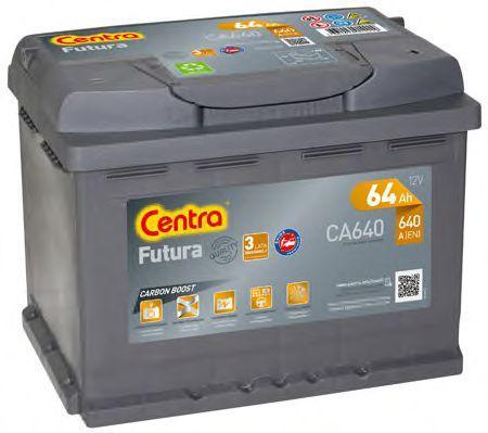 Original SMART Starterbatterie CA640
