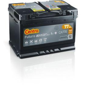 CA770 Batteri CENTRA CA770 Stor urvalssektion — enorma rabatter
