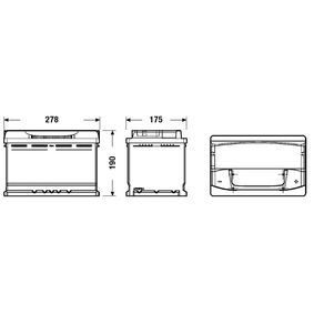 CA770 Batteri CENTRA - Billiga märkesvaror