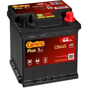 CB440 Batteri CENTRA CB440 Stor urvalssektion — enorma rabatter