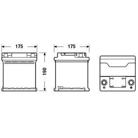 CB440 Batteri CENTRA - Billiga märkesvaror