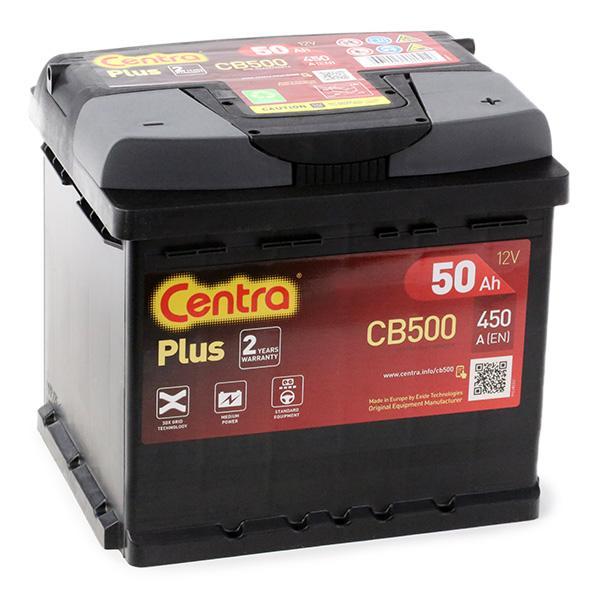 CB500 CENTRA Starterbatterie Bewertung