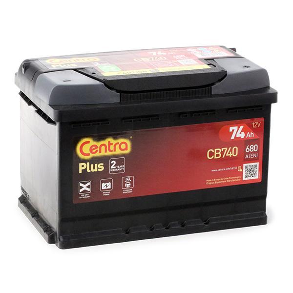 CB740 CENTRA Starterbatterie Bewertung