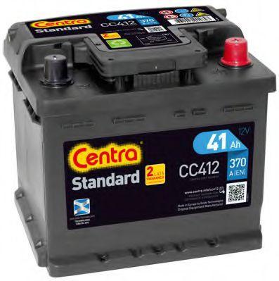 CENTRA Starterbatterie CC412