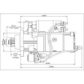 M90R3538SE Startmotor PRESTOLITE ELECTRIC - Upplev rabatterade priser