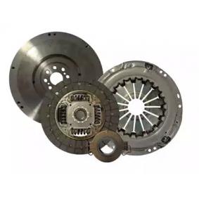 Pirkti SKT-307A AISIN AISIN SuperKit (3P) Varikliams su dvigubos masės smagračiu, kelių dalių, su prispaudimo plokšte, su sankabos disku, su atjungikliu, su smagračiu Ø: 227mm Sankabos komplektas SKT-307A nebrangu