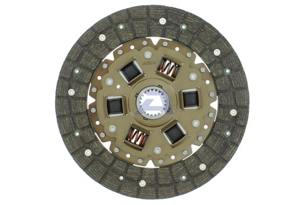 Clutch disc DT-036 AISIN — only new parts