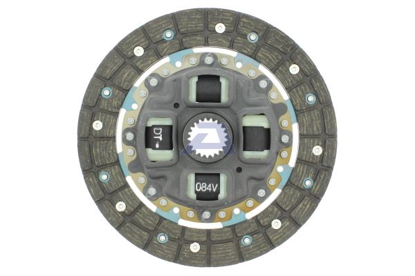Clutch disc DT-084V AISIN — only new parts