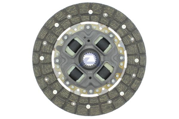 Clutch plate DT-124V AISIN — only new parts