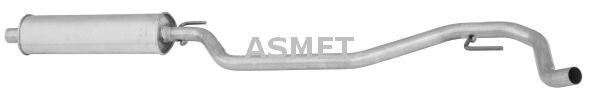 ASMET: Original Vorschalldämpfer 05.157 ()