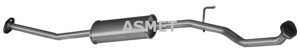 ASMET: Original Mitteltopf 14.045 ()