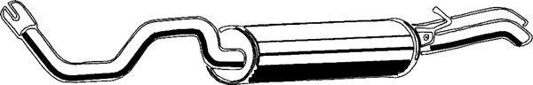 Bakre ljuddämpare ASMET 21.010 Recensioner