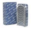 Kit de coussinet de vilebrequin 87581600 VW POINTER à prix réduit — achetez maintenant!