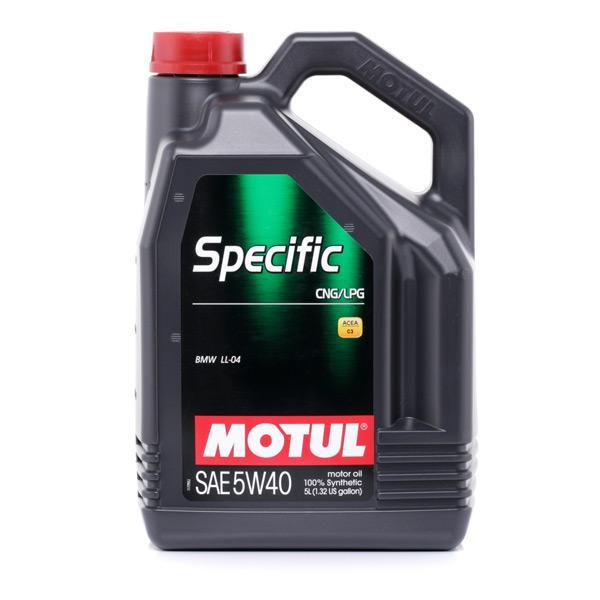Olio motore MOTUL 101719 Recensioni