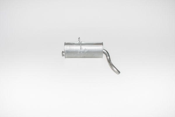 Origine Pot d'échappement VEGAZ PGS-193 (Longueur: 640mm, Longueur: 640mm)