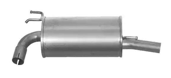 VEGAZ: Original Endtopf SZS-77 (Länge: 640mm, Länge: 640mm)
