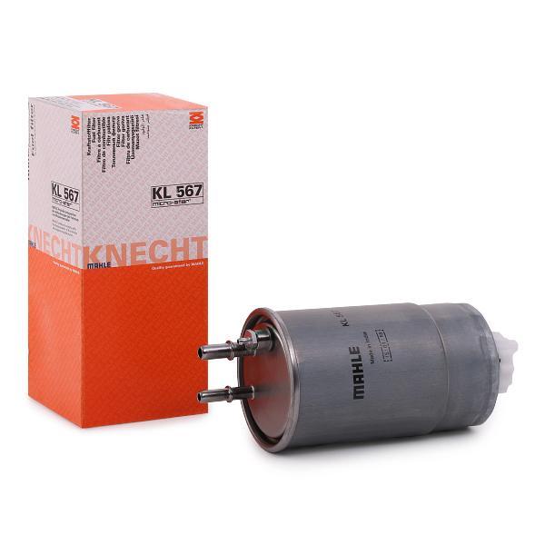 MAHLE ORIGINAL   Brandstoffilter KL 567