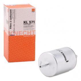 palivovy filtr KL 571 pro AUDI R8 ve slevě – kupujte ihned!