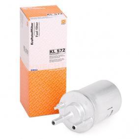 filtru combustibil KL 572 pentru VW MULTIVAN la preț mic — cumpărați acum!