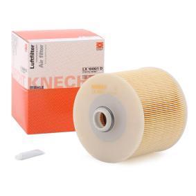 Vzduchový filtr LX 1006/1D pro AUDI A6 Avant (4F5, C6) — využijte skvělou nabídku ihned!
