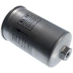KL 30 diesel filter MAHLE ORIGINAL in Original Qualität
