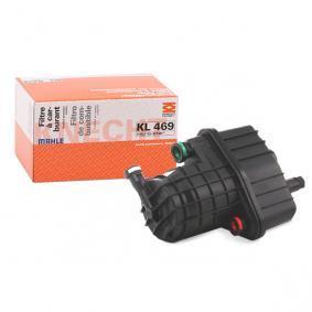 76832869 MAHLE ORIGINAL Leitungsfilter Höhe: 188,0mm Kraftstofffilter KL 469 günstig kaufen