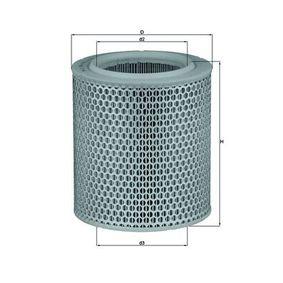 Kaufen Sie Luftfilter LX 478/1 FIAT CAMPAGNOLA zum Tiefstpreis!