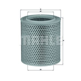Air Filter LX 478/1 for ALFA ROMEO AR at a discount — buy now!