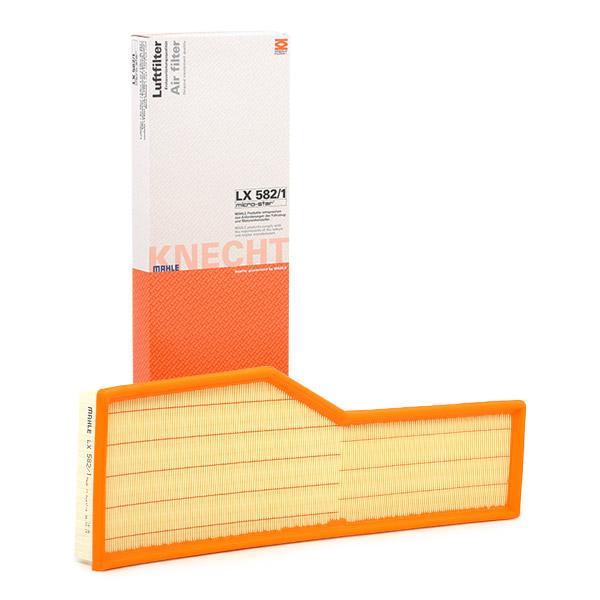 Buy original Air filter MAHLE ORIGINAL LX 582/1