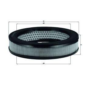 Vzduchový filtr LX 67 pro NISSAN CHERRY ve slevě – kupujte ihned!